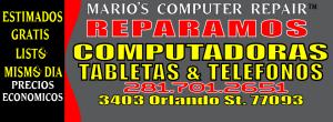 Computer Repair Houston
