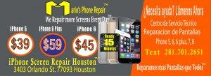 iphone screen repair houston tx