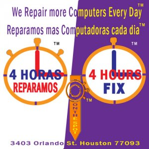 we repair more computers every day